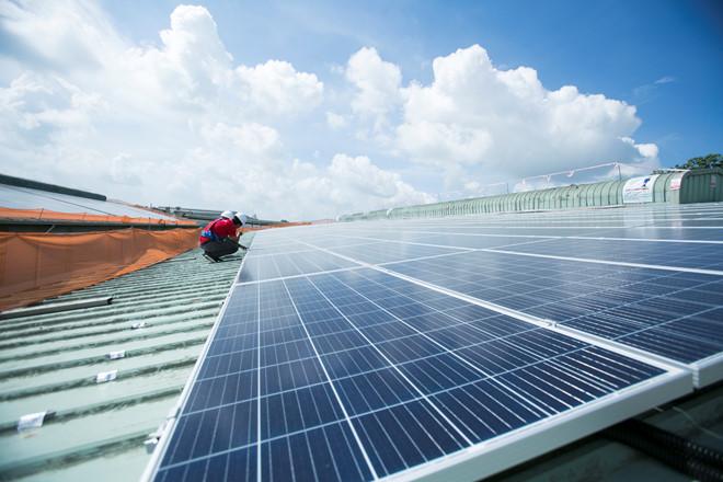 KTG Energy lắp đặt miễn phí hệ thống năng lượng mặt trời