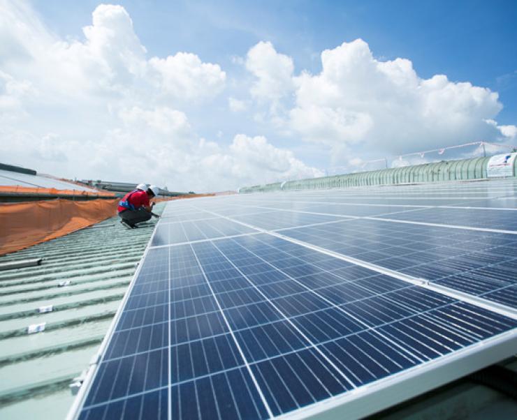 KTG Energy tư vấnlắp đặt miễn phí điện mặt trời