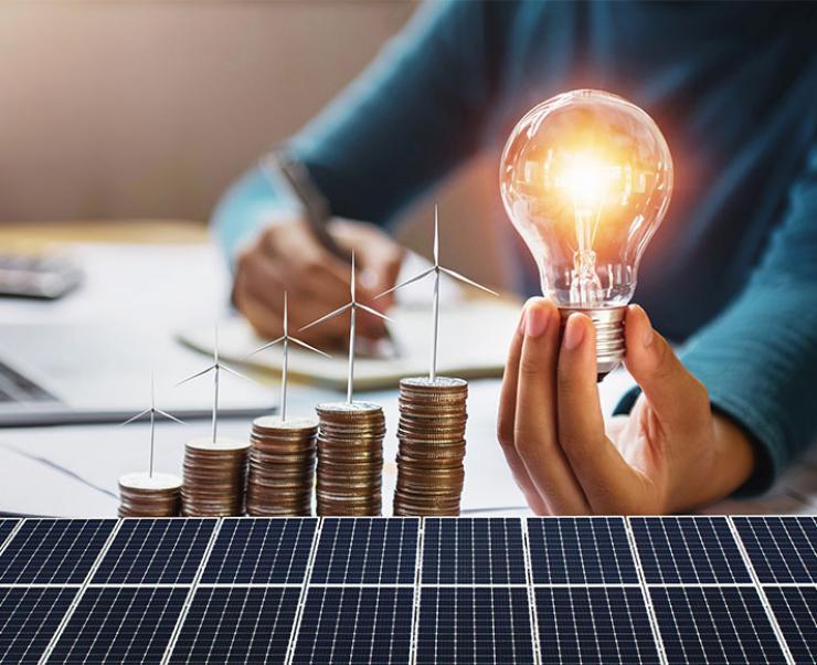 Dự án điện mặt trời được miễn giảm nhiều khoản thuế